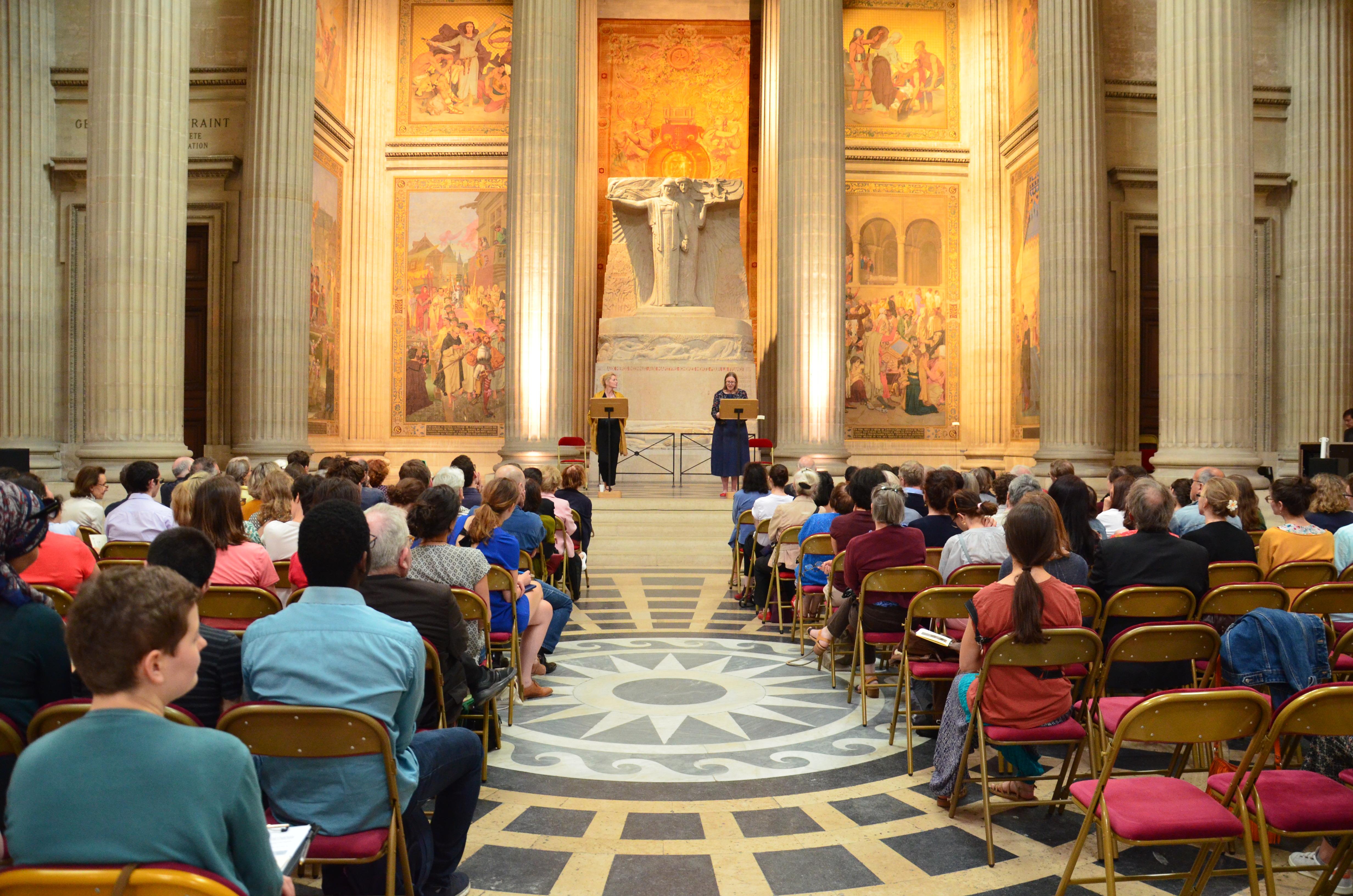 Cycle au Panthéon (printemps 2018)