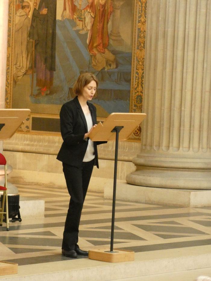 Madame de Sévigné - Panthéon - (c) La Voix d'un texte
